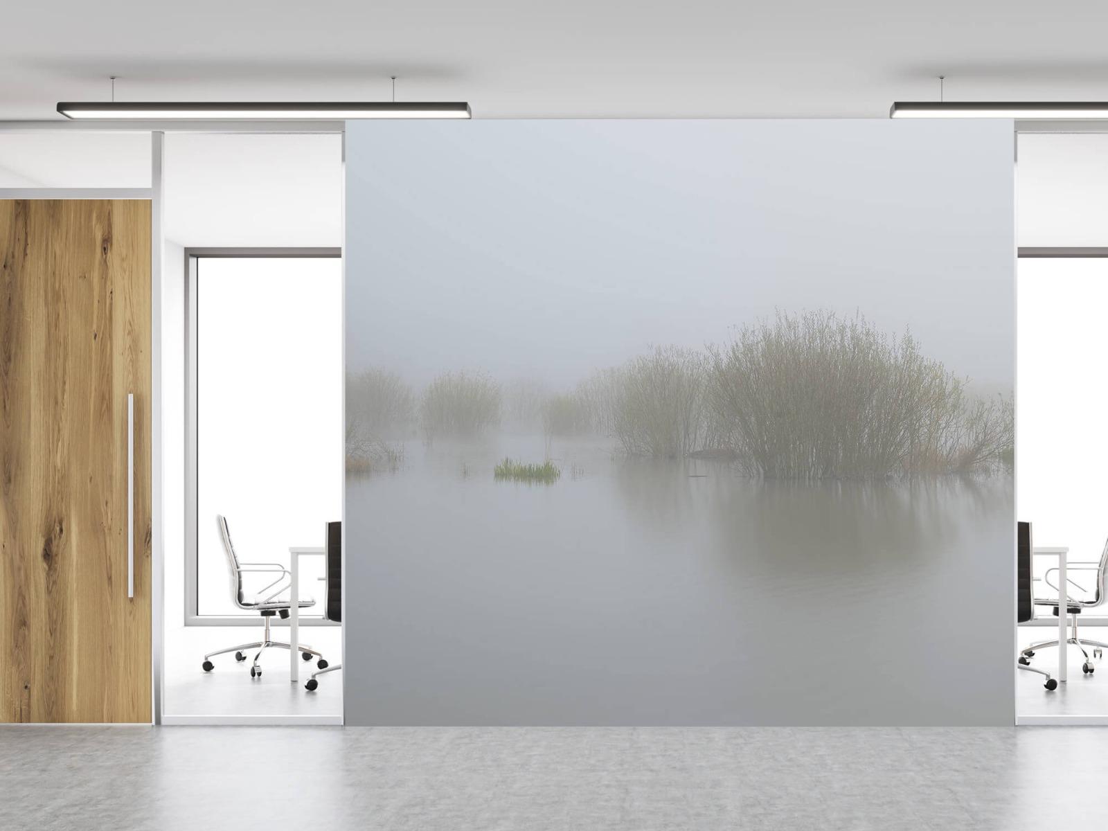 Landschap - Mist in natuurgebied - Slaapkamer 12