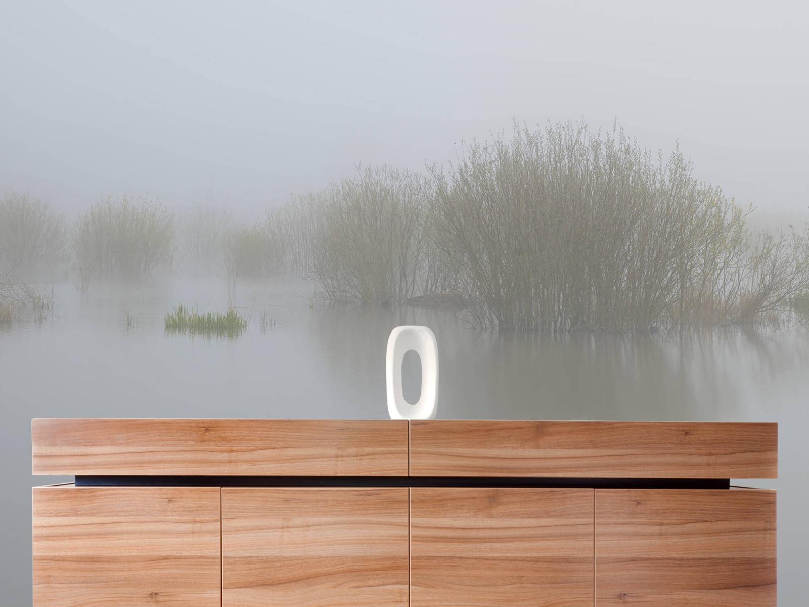 Landschap - Mist in natuurgebied - Slaapkamer 20