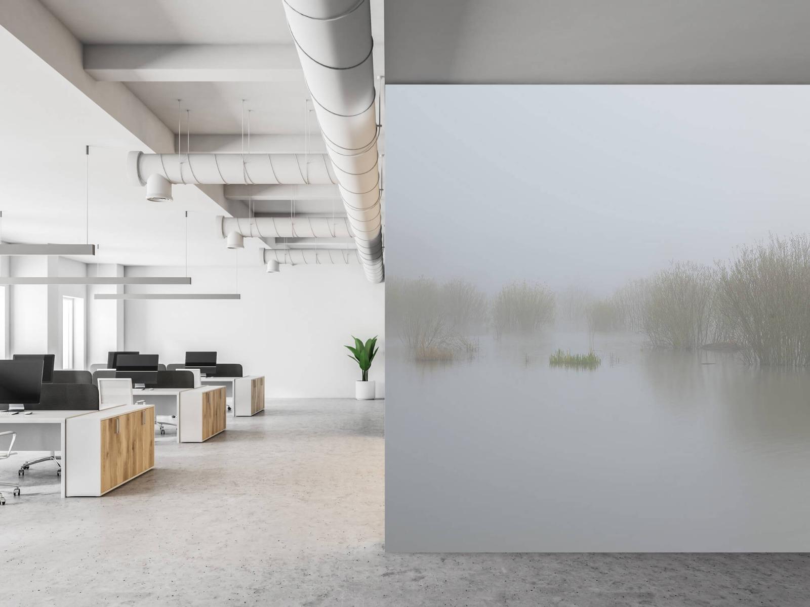 Landschap - Mist in natuurgebied - Slaapkamer 21