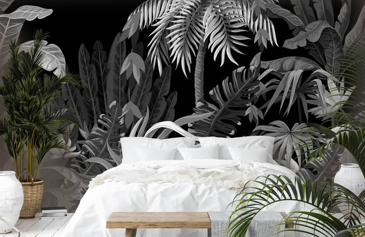 Jungle Jungle, zwart 6