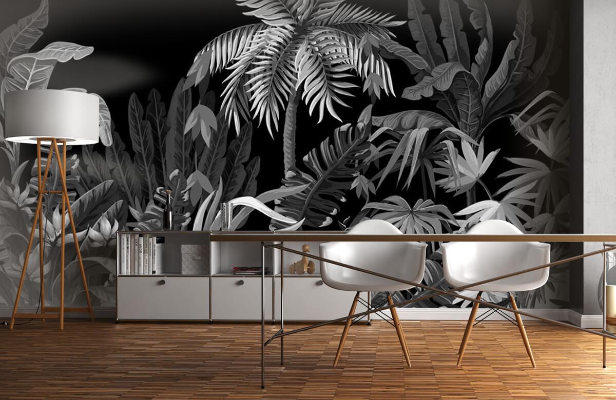 Jungle Jungle, zwart 11