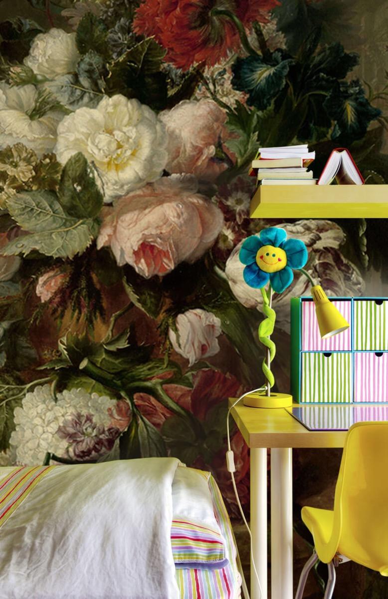 Kunst Stilleven met bloemen 7