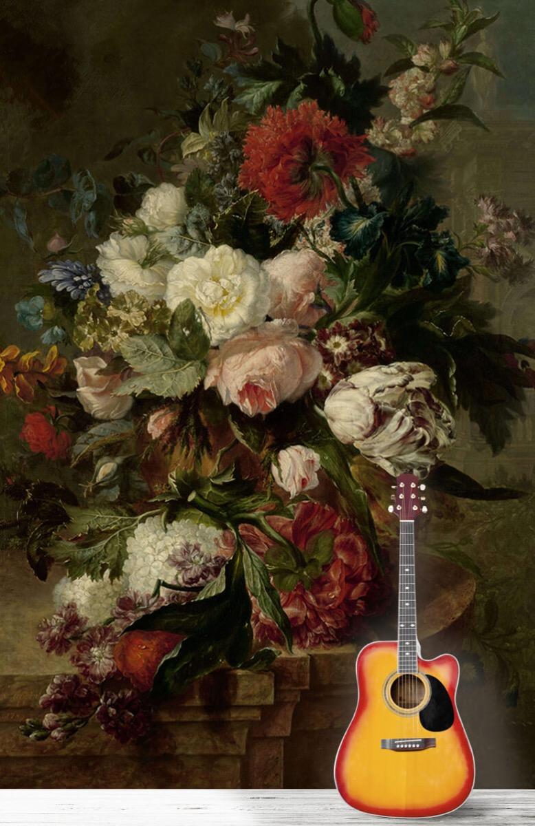 Kunst Stilleven met bloemen 11