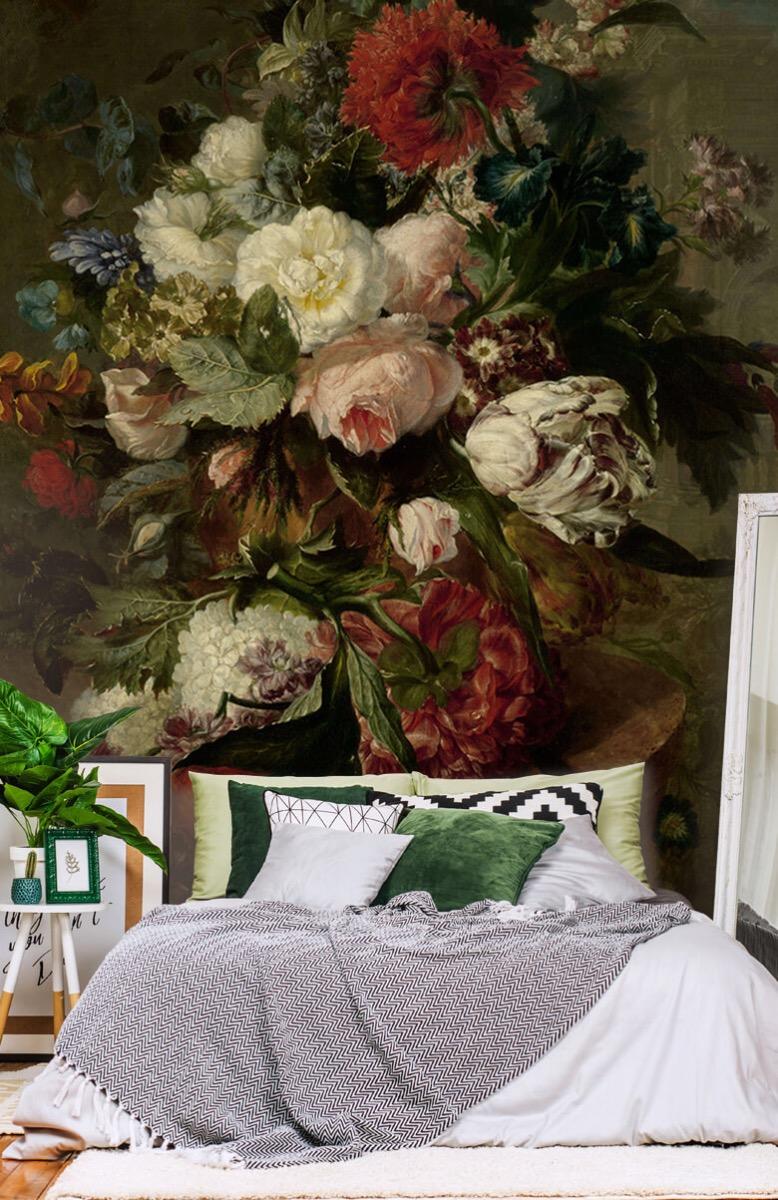 Kunst Stilleven met bloemen 13