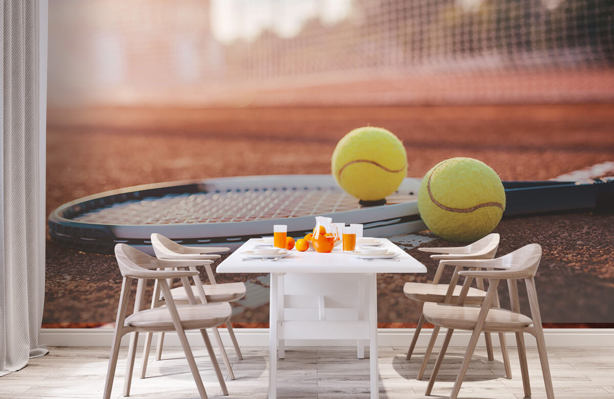 Sport Tennisballen 2