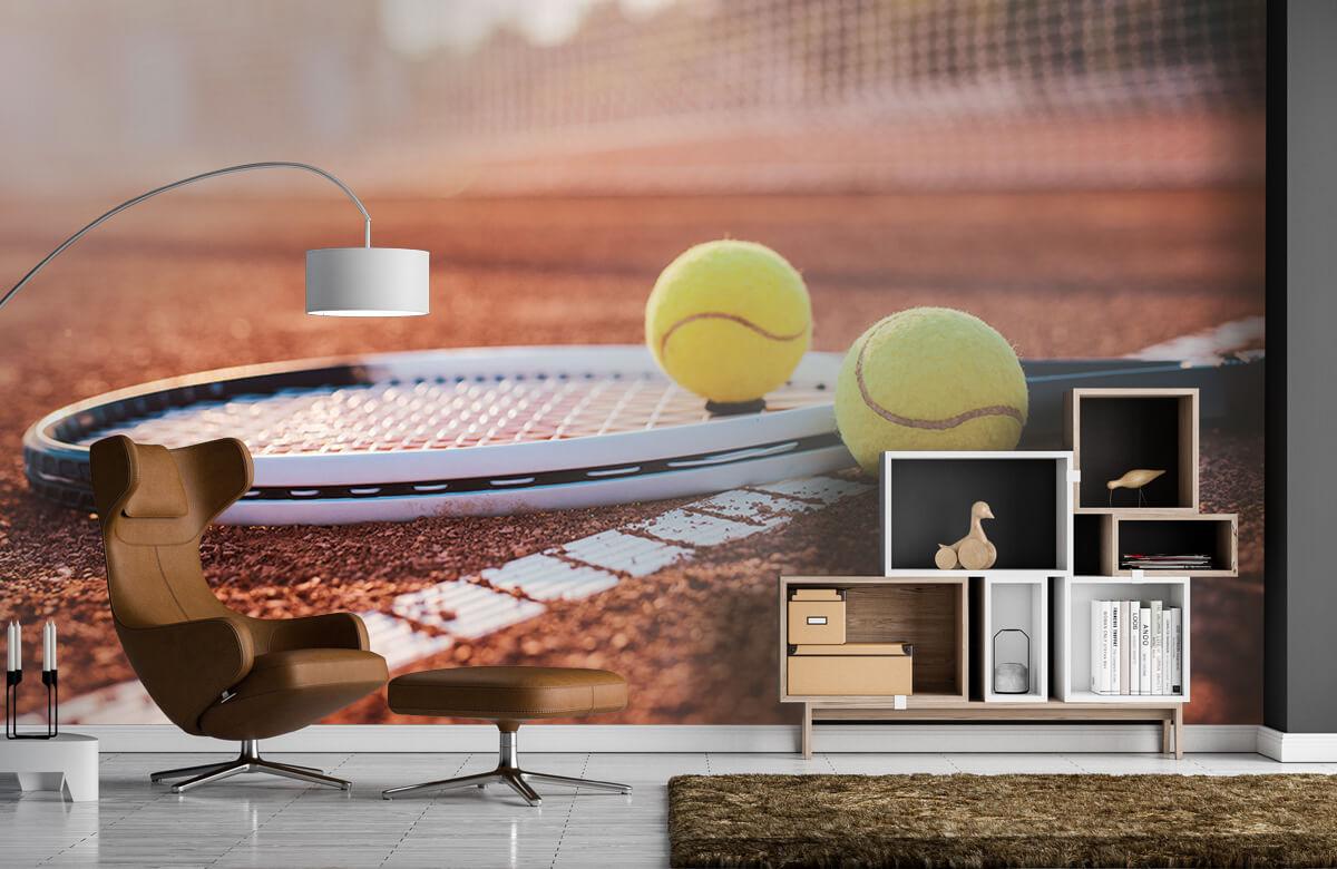 Sport Tennisballen 5