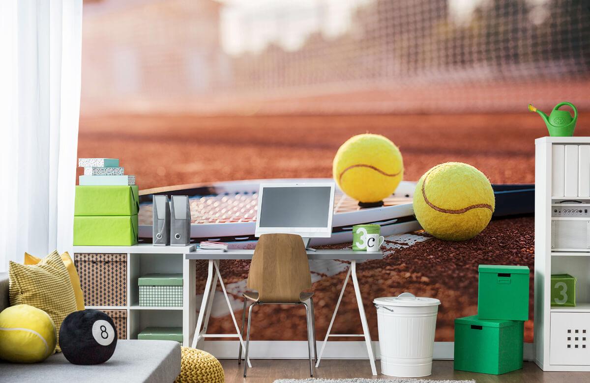 Sport Tennisballen 10