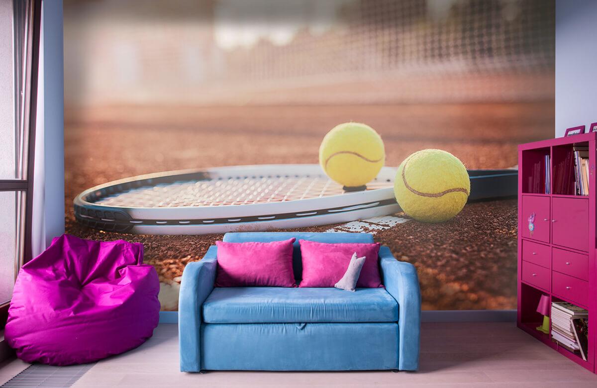 Sport Tennisballen 1