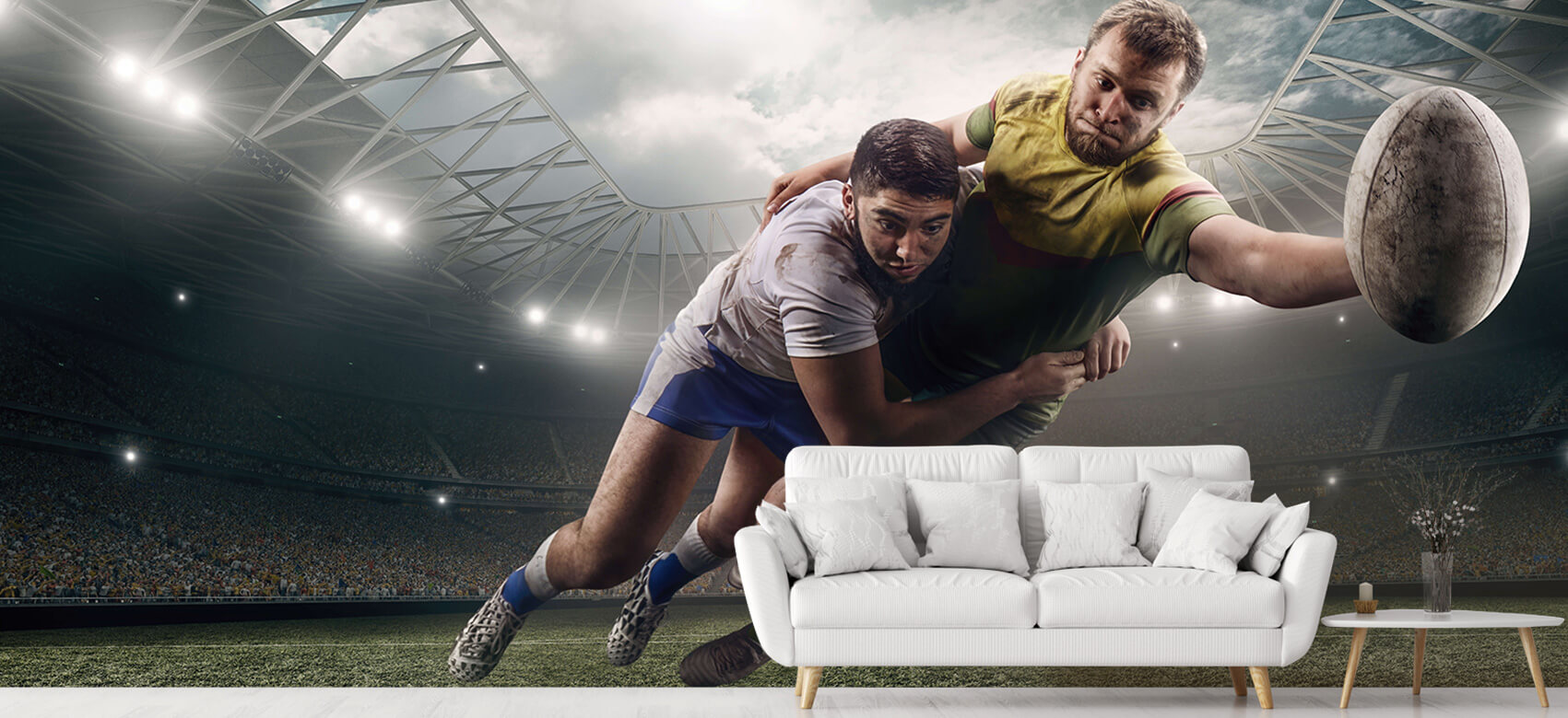 Sport Rugby spelers 6