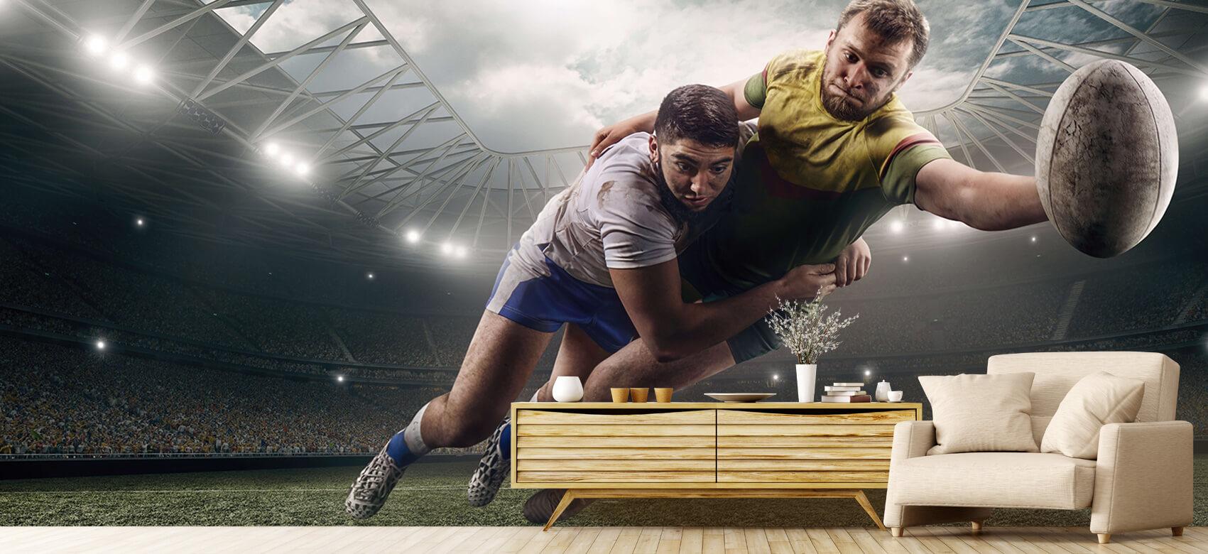 Sport Rugby spelers 7