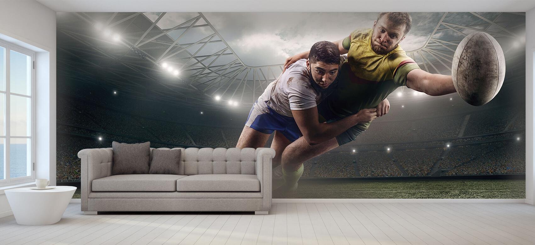 Sport Rugby spelers 1