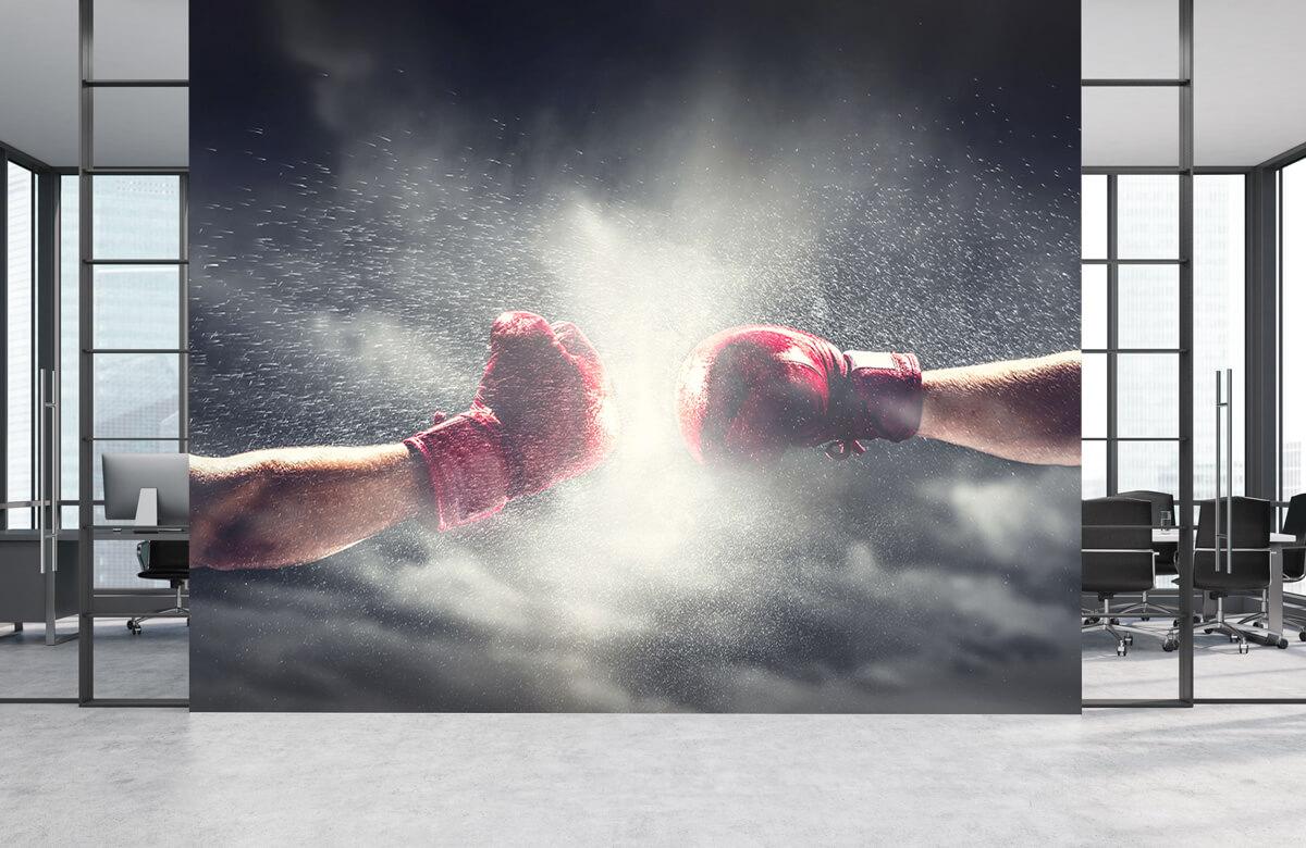 Sport Twee boksers 3