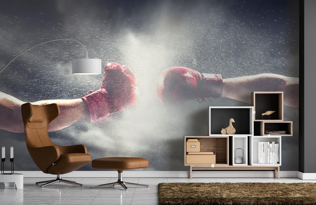 Sport Twee boksers 4