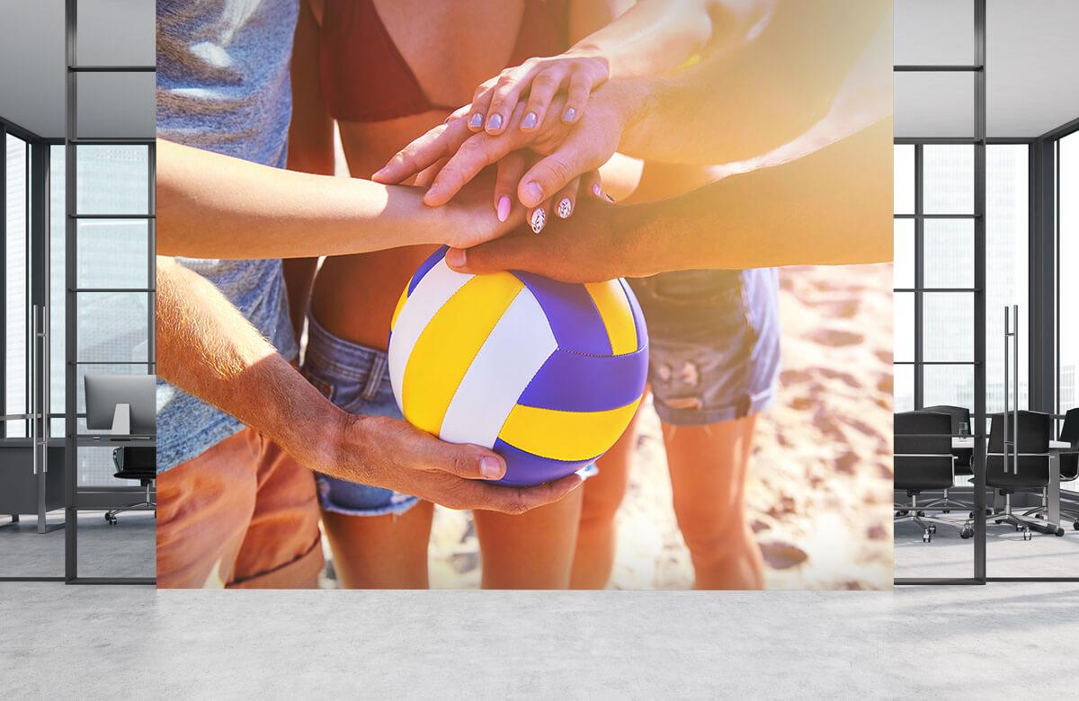 Sport Beachvolleybal 4