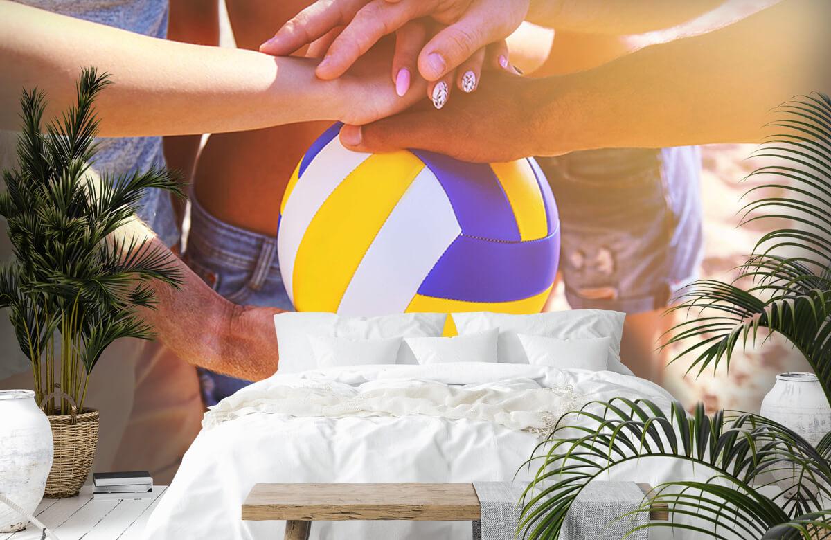 Sport Beachvolleybal 6