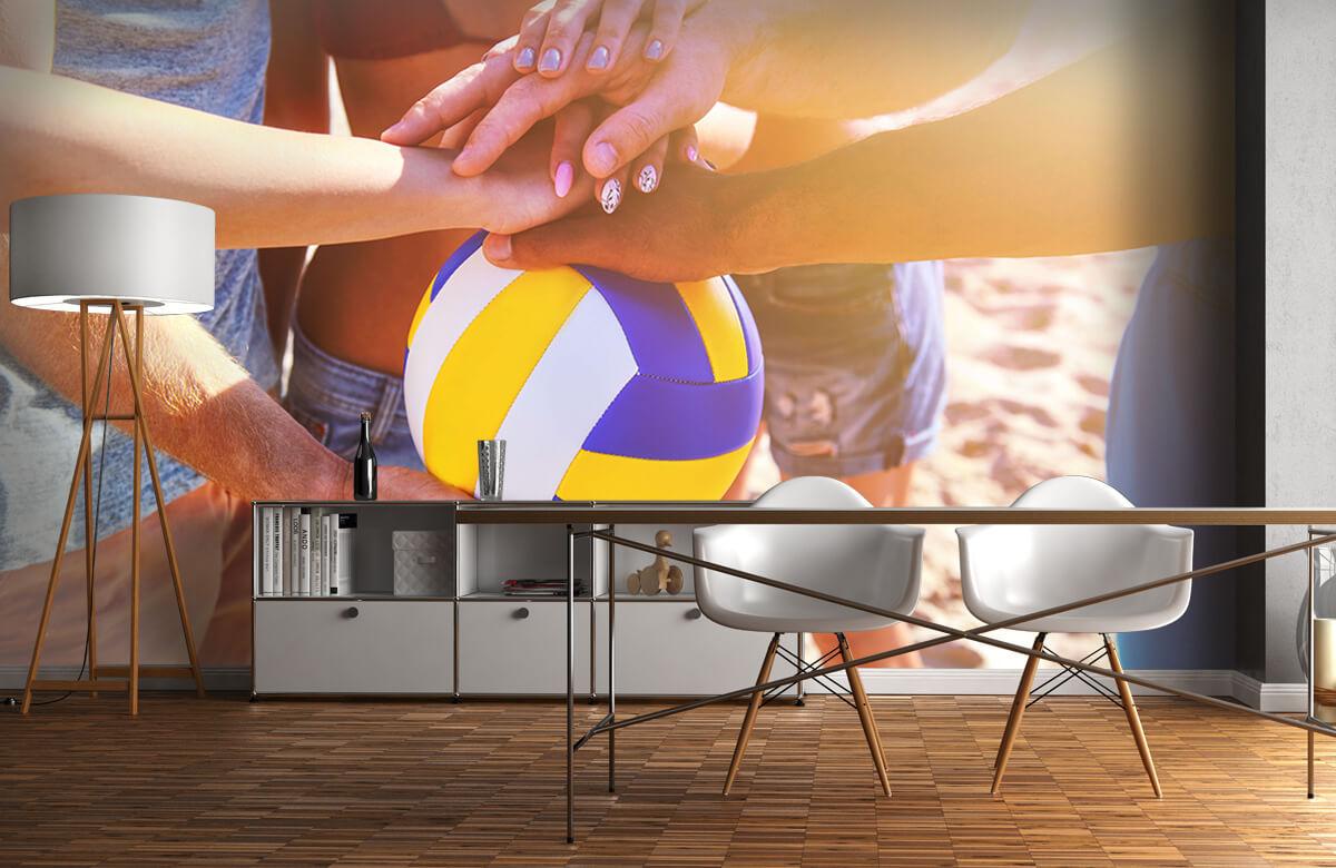 Sport Beachvolleybal 11