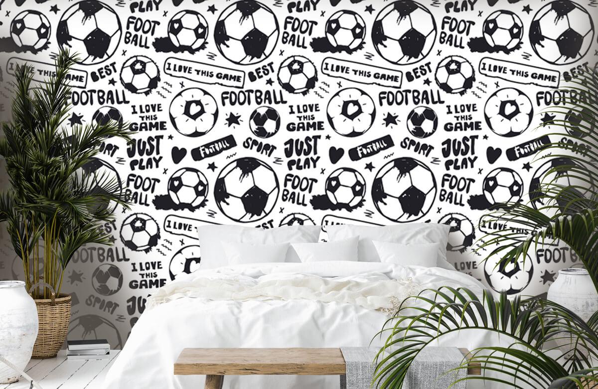 Sport Voetbal teksten 7