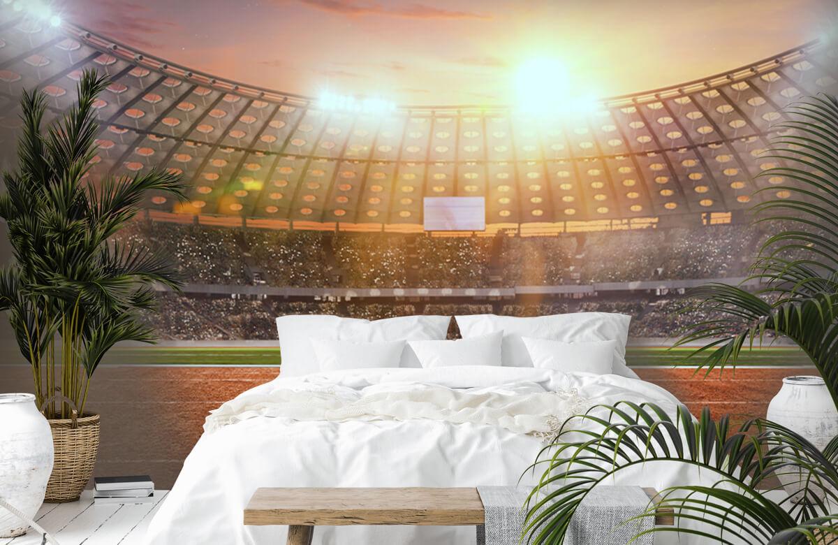 Sport Atletiek stadion 6
