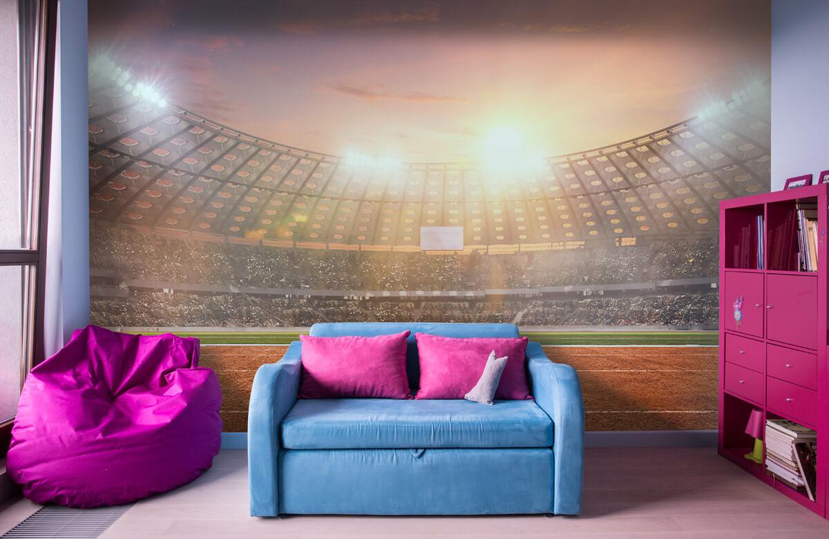 Sport Atletiek stadion 10