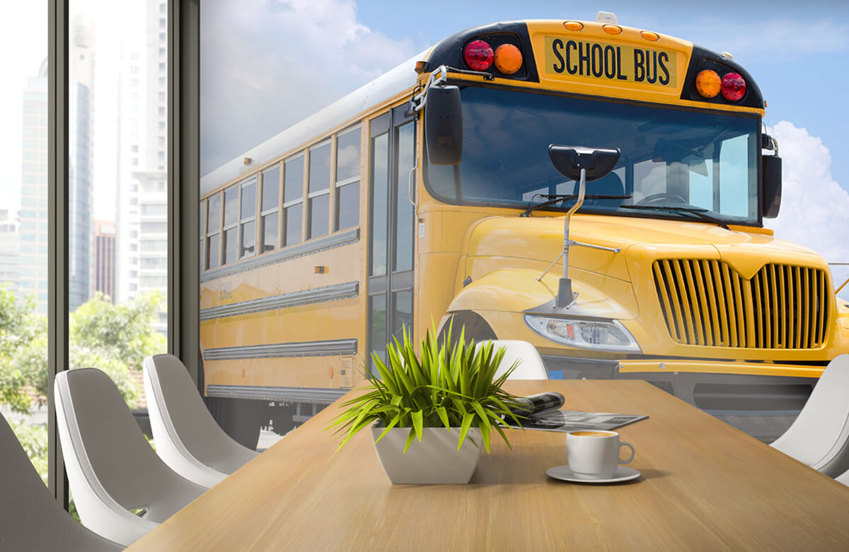 Transport Schoolbus 3