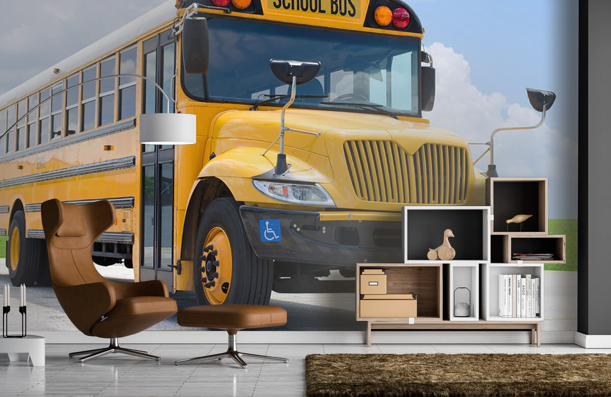 Transport Schoolbus 4