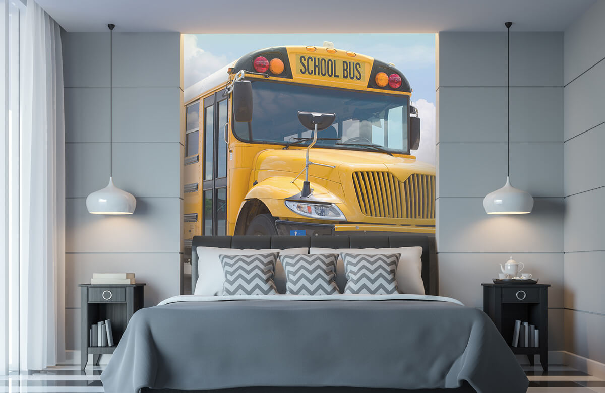 Transport Schoolbus 8