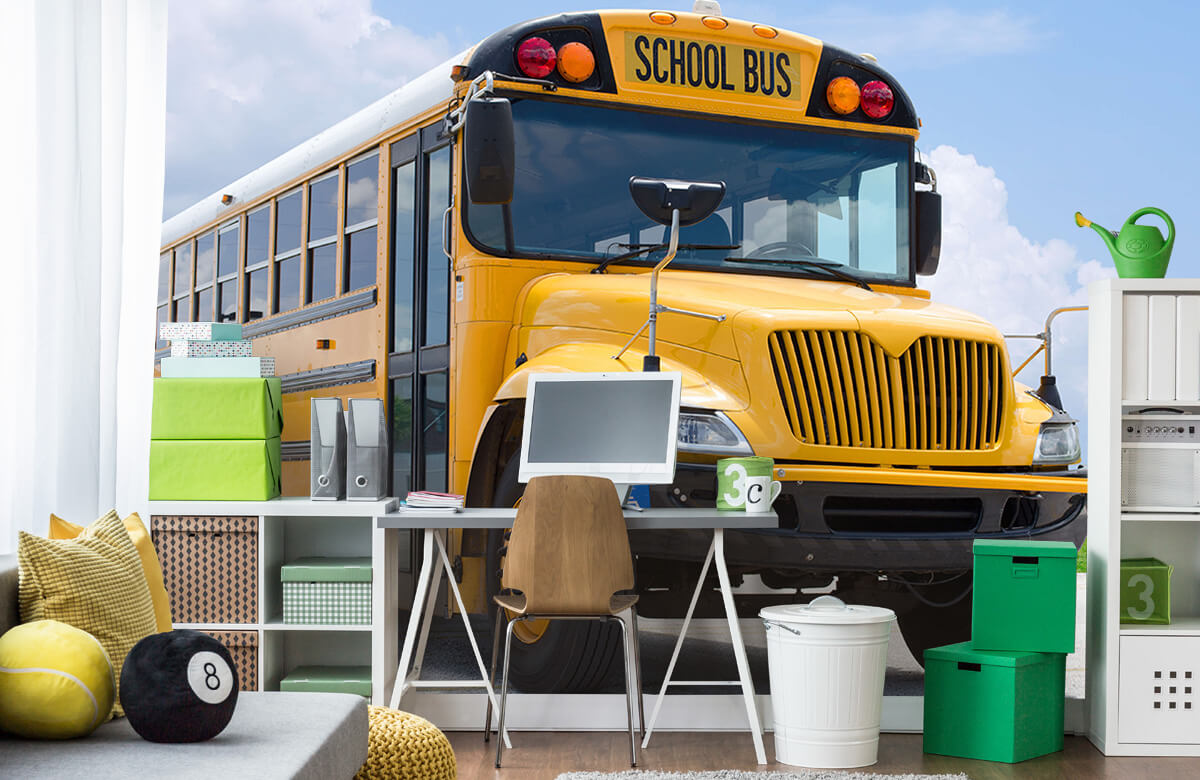 Transport Schoolbus 9