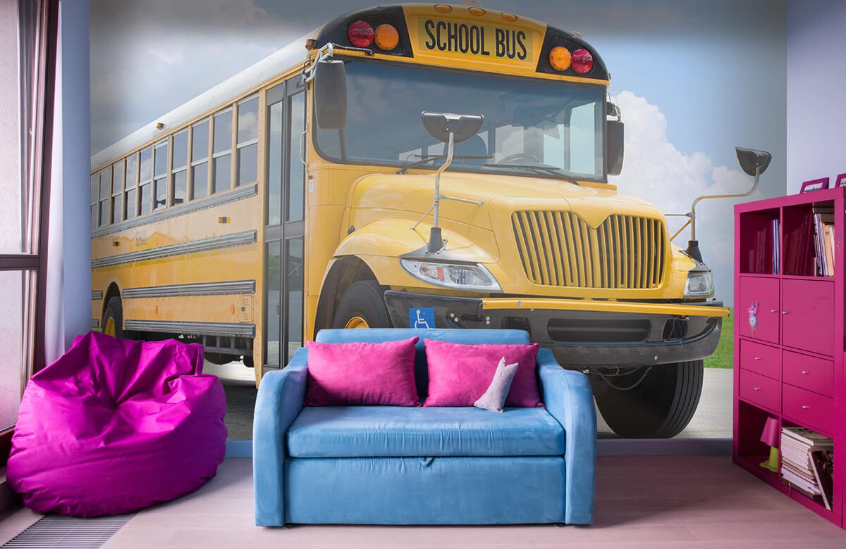 Transport Schoolbus 10