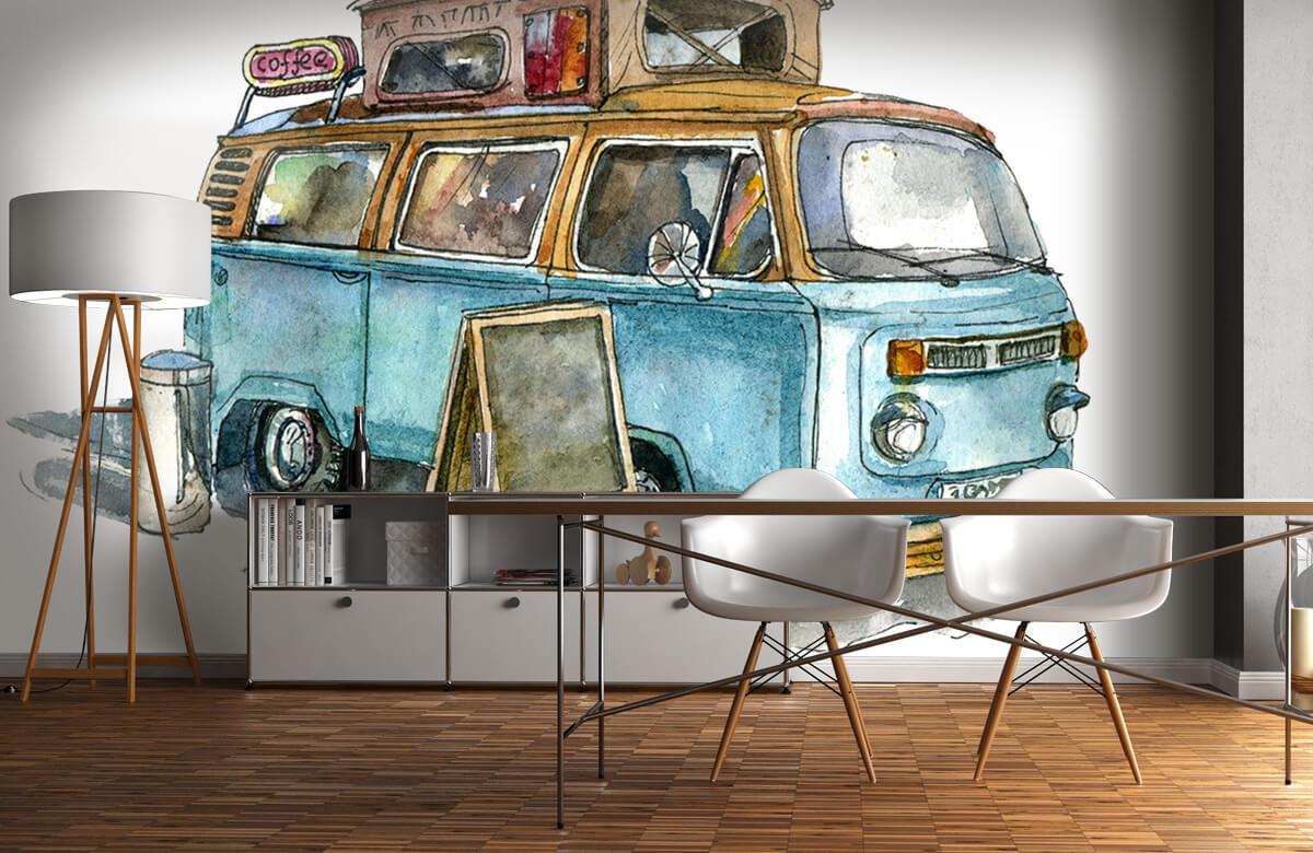 Transport Koffiebus 11