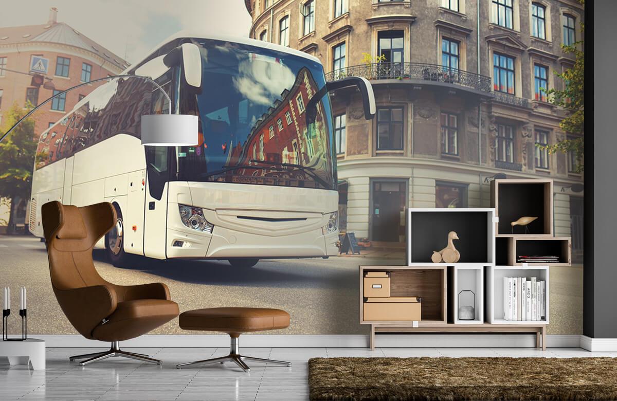 Transport Toeristen bus 5