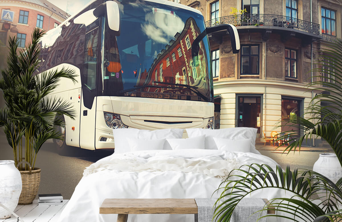 Transport Toeristen bus 7