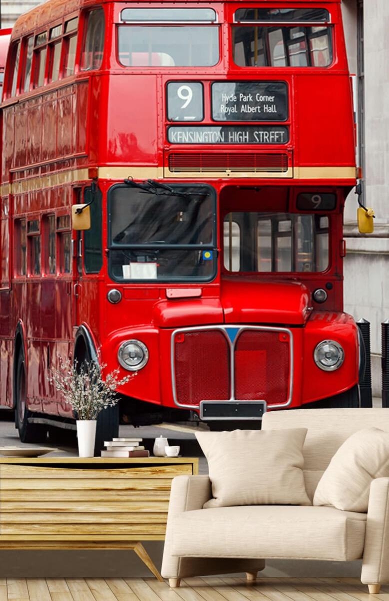Transport Dubbeldekker bus 1