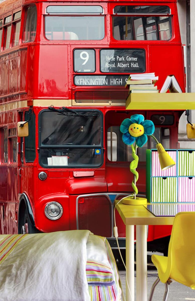 Transport Dubbeldekker bus 7