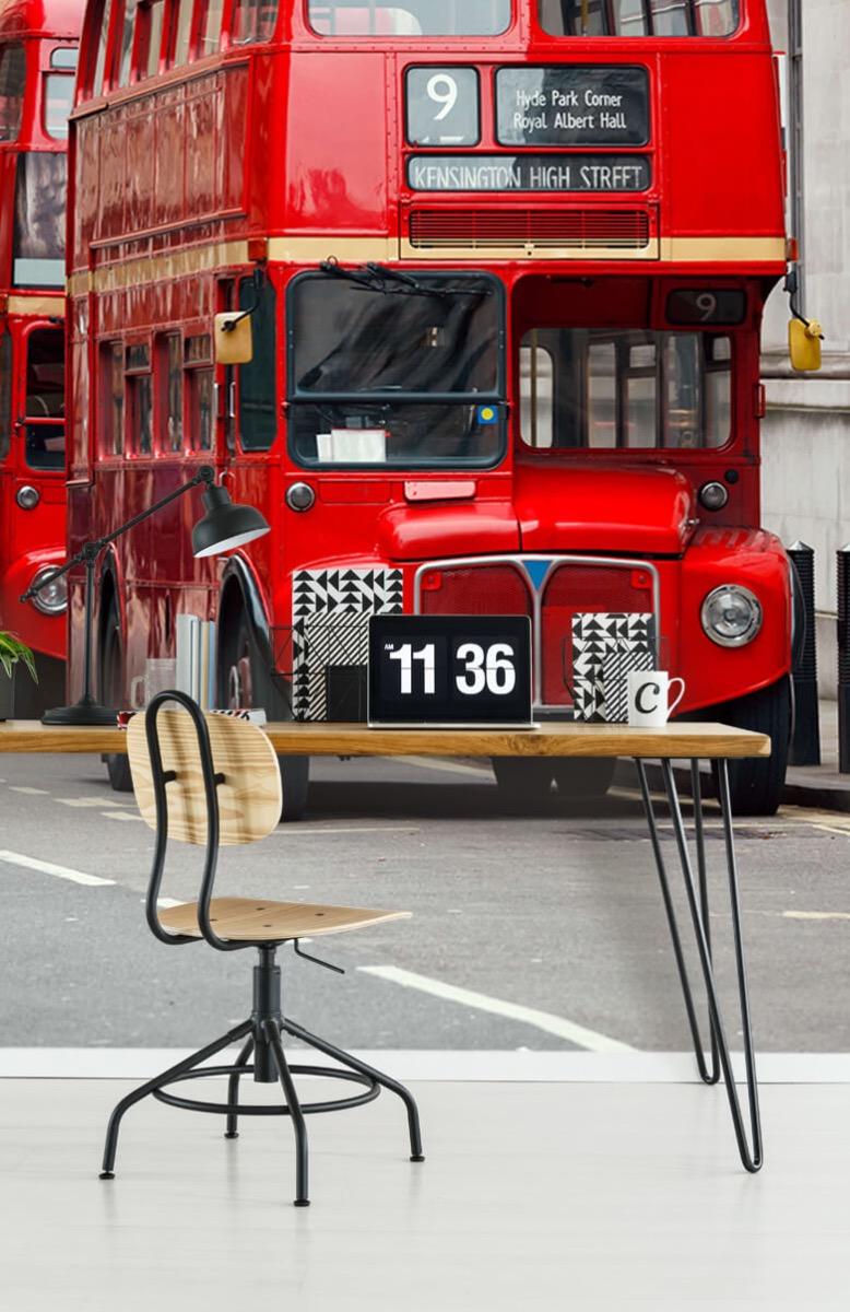 Transport Dubbeldekker bus 9