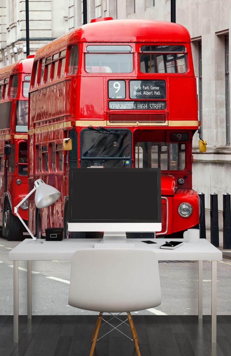 Transport Dubbeldekker bus 10