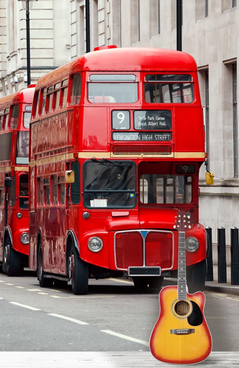 Transport Dubbeldekker bus 11