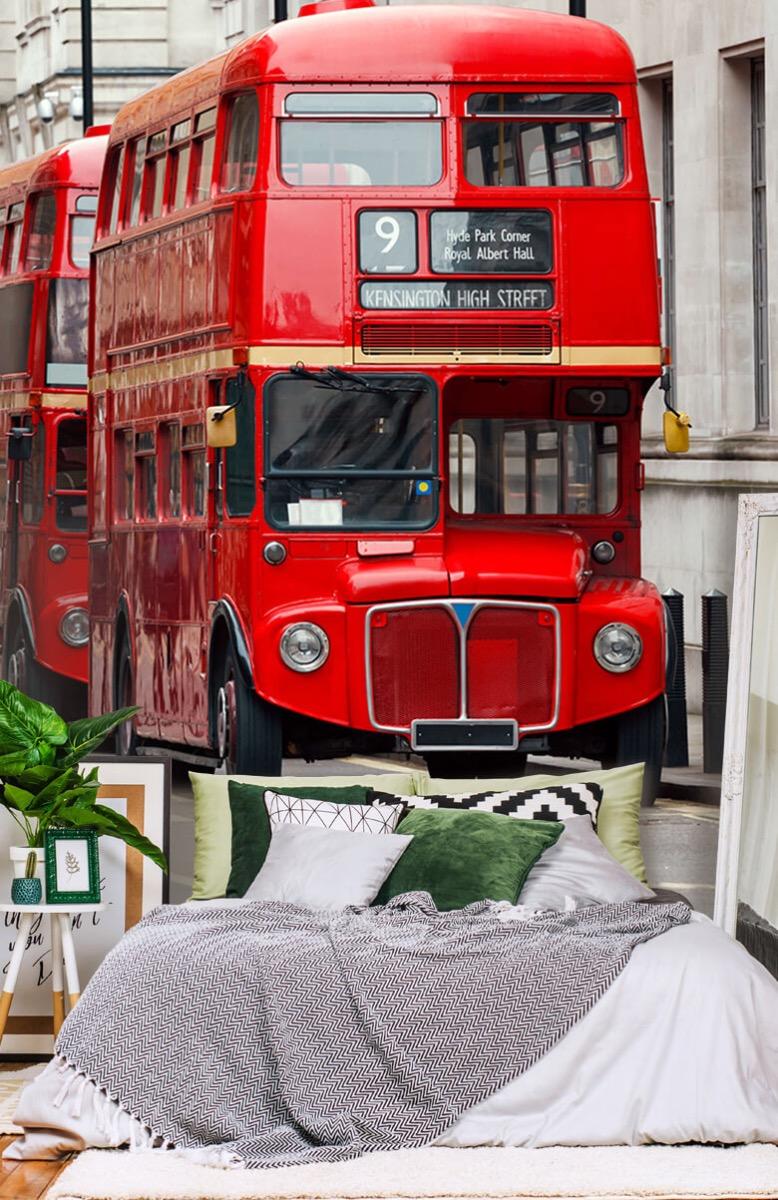 Transport Dubbeldekker bus 13
