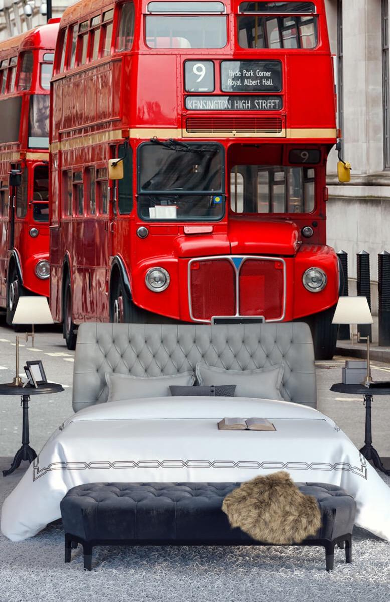 Transport Dubbeldekker bus 14