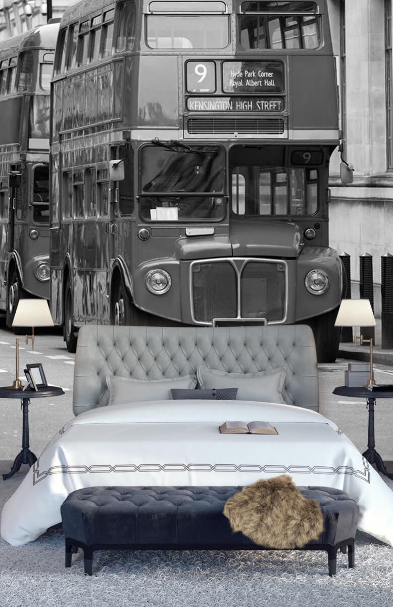 Transport Dubbeldekker bus 15