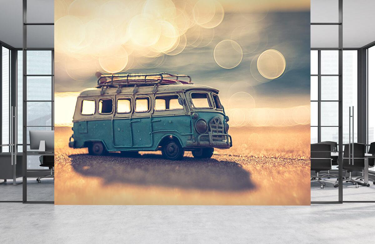 Transport Miniatuur Volkswagen busje 3