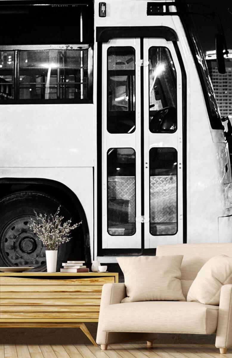 Transport Voordeuren van een bus 2
