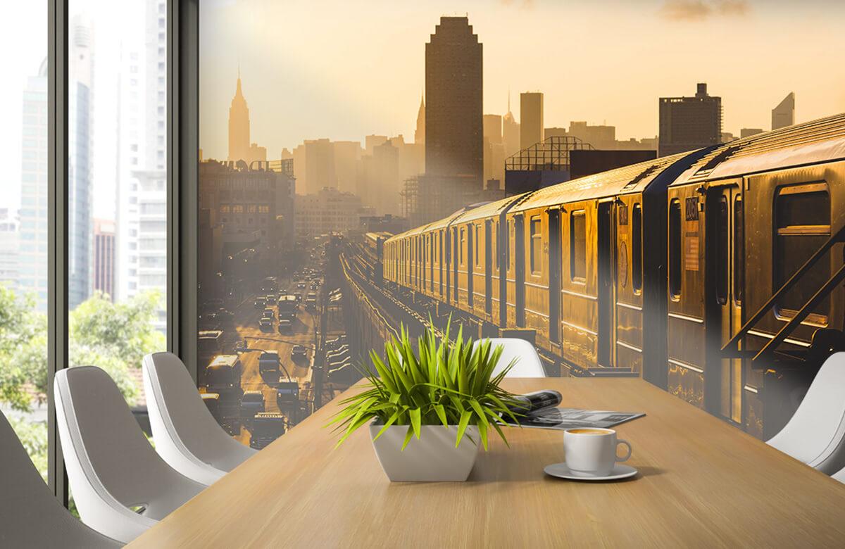 Transport Trein in New York 3