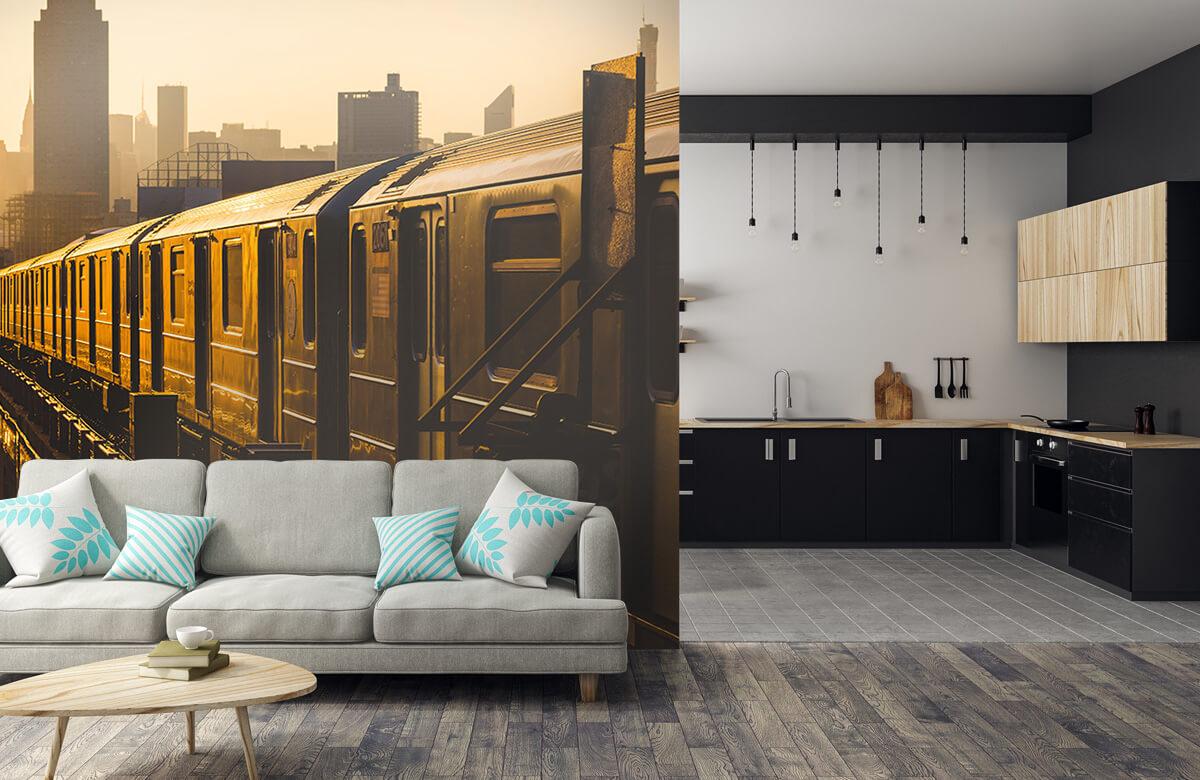 Transport Trein in New York 6