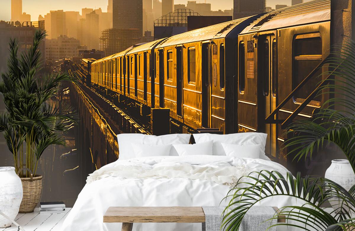 Transport Trein in New York 7