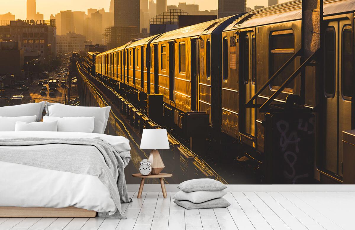 Transport Trein in New York 8