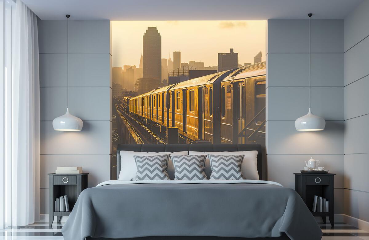 Transport Trein in New York 1