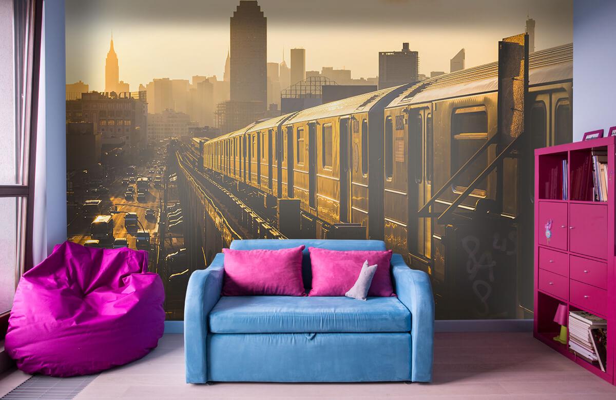 Transport Trein in New York 10