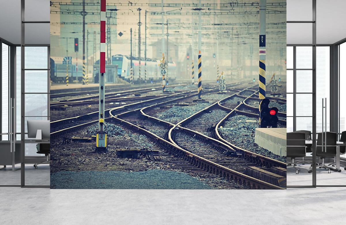 Transport Treinsporen en wissels 3