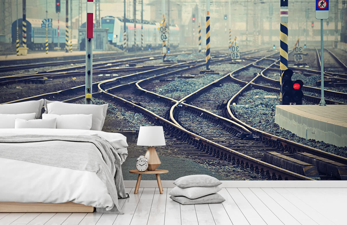Transport Treinsporen en wissels 7
