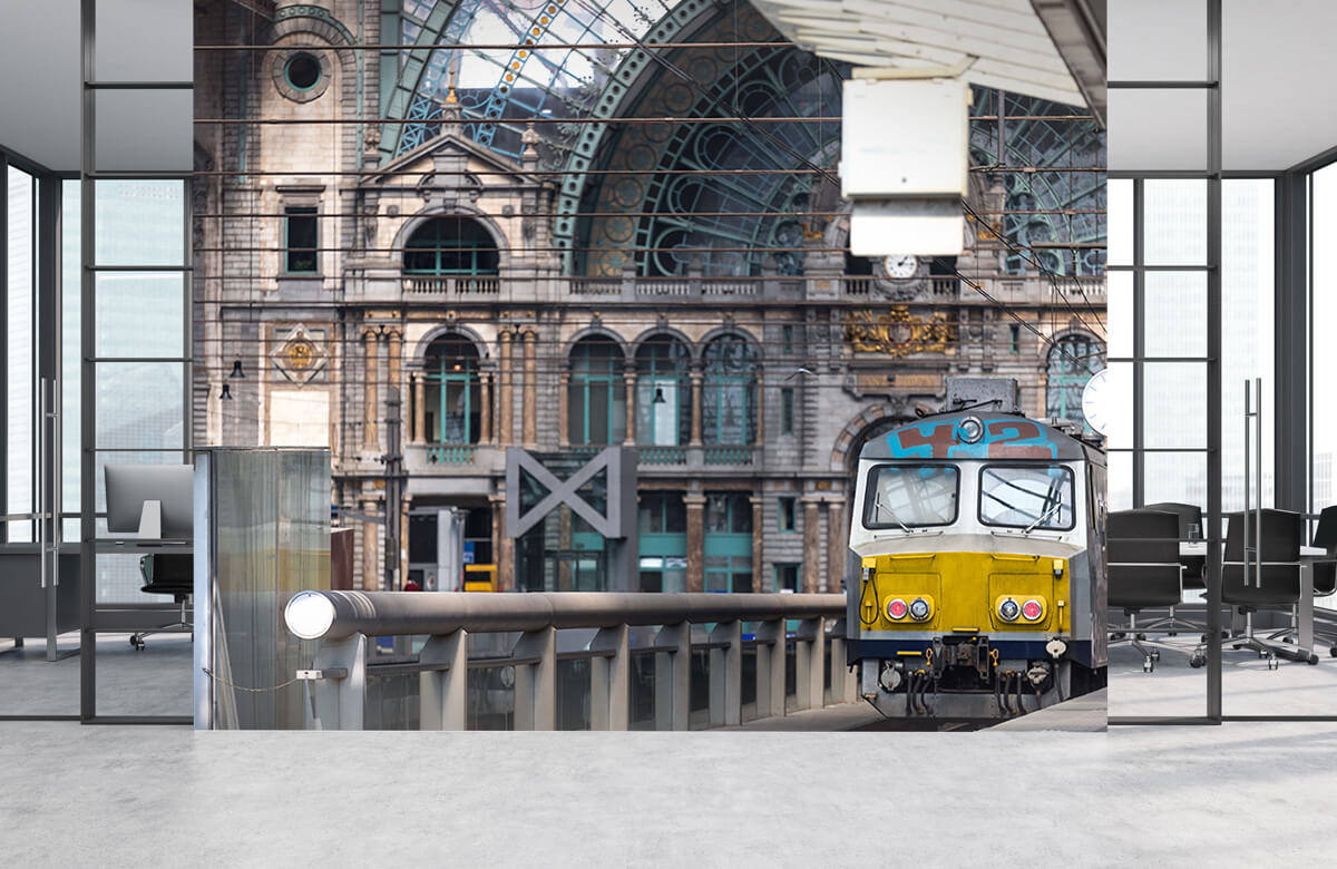 Transport Station Antwerpen 3